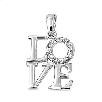 Forever Love Pendant Necklace