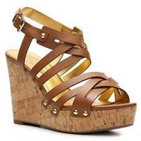 Marc Fisher Hayfa Platform Wedge Sandals