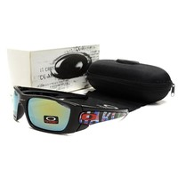 Ready Stock Original Oakley Sunglasses Unisex Eyeglass Colorful Lens