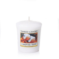Campfire Treat™ : Sampler Votive Candles : Yankee Candle