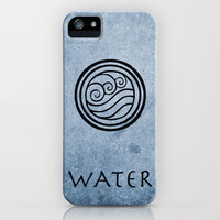 Avatar Last Airbender - Water iPhone Case by briandublin | Society6