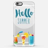 hello summer iPhone 6 Plus case by Sylvia Cook | Casetify