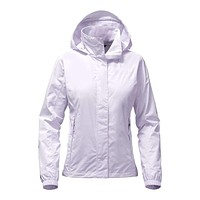 Women's Resolve 2 Jacket in Lavender Blue by The North Face
