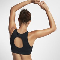 Nike Seamless Women's Light Support Sports Bralette. Nike.com