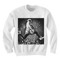 One Direction Sweatshirt Sweater -Niall Horn Sweatshirt - Niall Horn Sweater - Niall Horan - FAN0026 - NIALL GUITAR