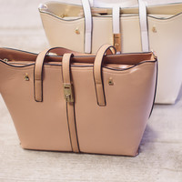 Charmed Life Tote - Blush