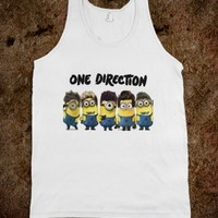 MINION DIRECTION TANK
