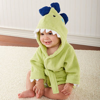 Splash-a-sauraus Dinosaur Hooded Spa Towel