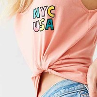 Future State Destination Tank Top - Urban Outfitters