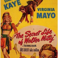 The Secret Life of Walter Mitty 11x17 Movie Poster (1947)