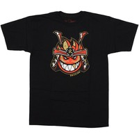 Spitfire Mercenary S/S - Black - Men's T-Shirt