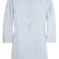See by Chloé | Denim shirt dress | NET-A-PORTER.COM