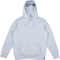 FRENCH TERRY TONAL HOODIE (SKY BLUE)