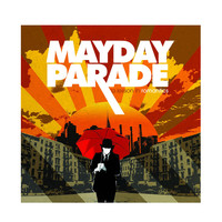 Mayday Parade - A Lesson In Romantics Vinyl LP Hot Topic Exclusive