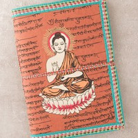Hand Made Buddha Journal