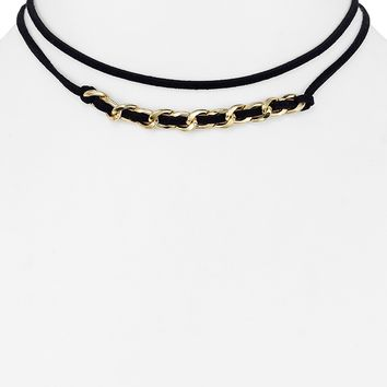 """Jules SmithChain Choker Necklace, 12"""""""