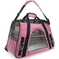 OxGord Soft Sided Pet Carrier for Cat & Dog