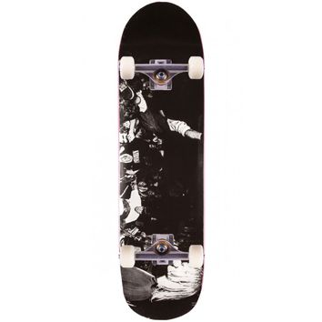Girl Nirvana Cruiser Skateboard Complete - 8.50""
