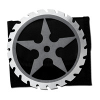 "3"" Throwing Star w/ Nylon Pouch"