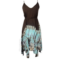 Tie Dye Pixie Dress on Sale for $36.95 at HippieShop.com