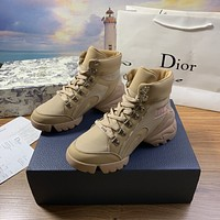 dior fashion men womens casual running sport shoes sneakers slipper sandals high heels shoes 381