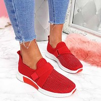 Sneakers Outdoor Lightweight Casual Sport Shoes Slip On Comfortable Running Walking Shoes Shoes