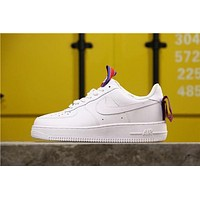 Nike Air Force 1 AF1 Low 'Champion' White Sneakers