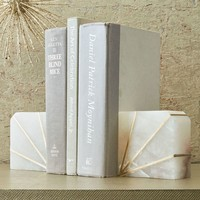 Stone Bookend - Alabaster