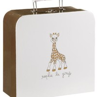Vulli Sophie the Giraffe Gift Case Lunchbox with Sophie the Giraffe