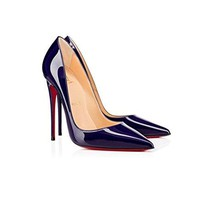 christian:louboutin New Fashion Trend High Heels 120mm