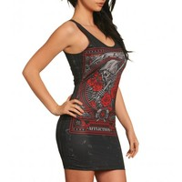 REAPER OF TRUTH DRESS - New Arrivals - Womens