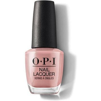 OPI Nail Lacquer - Barefoot in Barcelona 0.5 oz - #NLE41
