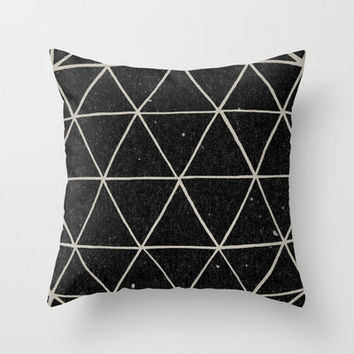 Atmosphere Throw Pillow by Terry Fan