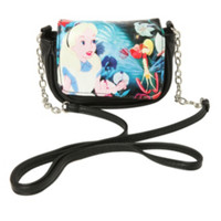 Disney Alice In Wonderland Crossbody Bag