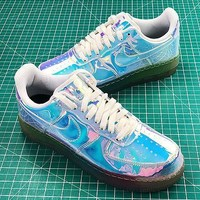 Nike Air Force 1 ID Iridescent Sneaker Best Goods
