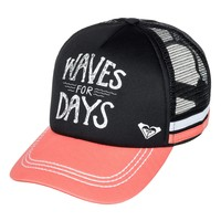 Dig This Trucker Hat 888701426189   Roxy