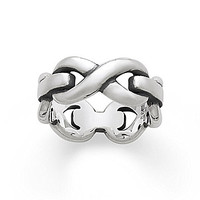 James Avery Infinity Band Ring - Sterling Silver 6