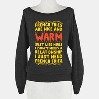 French Fry Love