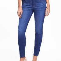 Mid-Rise Rockstar Skinny Jeans for Women | Old Navy