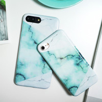 *online exclusive* emerald marble case for iphone