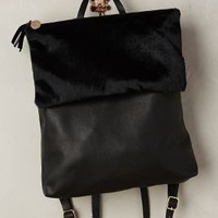 Clare V Kamiko Backpack in Black Size: One Size Bags