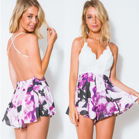 Dream It Romper