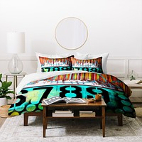 Sophia Buddenhagen Rise Up Duvet Cover