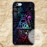 Fall Out Boy Galaxy Fall Out Boy iPhone 4/4S, 5/5S, 5C Series, Samsung Galaxy S3, Samsung Galaxy S4, Samsung Galaxy S5 - Hard Plastic, Rubber Case