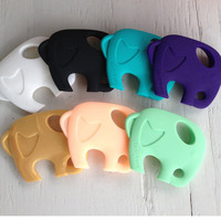 Silicone Baby Teether | Elephant