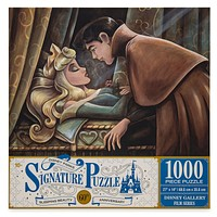 Disney Parks Signature Puzzle 60th Sleeping Beauty Aurora 1000 pcs New