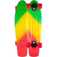 Penny Painted Fades Jammin Nickel Skateboard Multi One Size For Men 26270995701