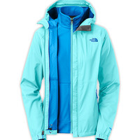 The North Face Women's Jackets & Vests INSULATED 3-IN-1 JACKETS WOMEN'S MOMENTUM TRICLIMATE®