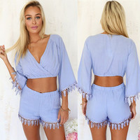 Dash Powder Blue Set