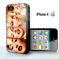marilyn monroe - for iPhone 4 case, iPhone 5 case, Samsung S2, Samsung Galaxy s3 and Samsung Galaxy s4
